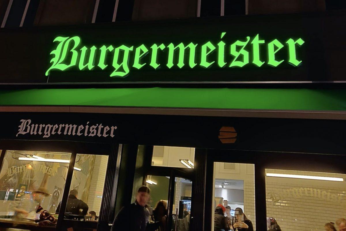 Burgermeister Eberswalder